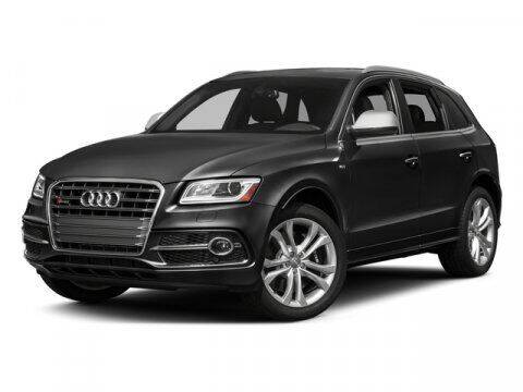 2017 Audi SQ5 for sale at NYC Motorcars in Freeport NY