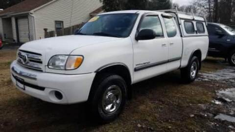2004 Toyota Tundra for sale at ALL Motor Cars LTD in Tillson NY