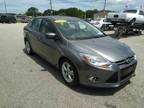 2012 Ford Focus for sale at Kelly & Kelly Supermarket of Cars in Fayetteville NC