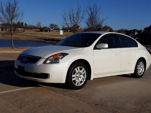 2009 Nissan Altima for sale at Red Rock Auto LLC in Oklahoma City OK
