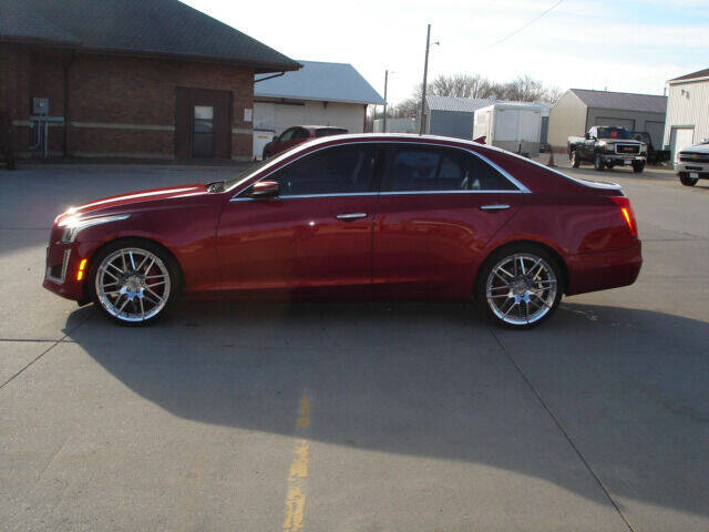 2014 Cadillac CTS for sale at Quality Auto Sales in Wayne NE