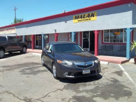 2012 Acura TSX for sale at Atayas Motors INC #1 in Sacramento CA
