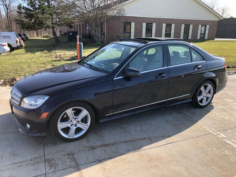 2010 Mercedes-Benz C-Class for sale at Renaissance Auto Network in Warrensville Heights OH