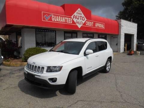 2014 Jeep Compass for sale at Oak Park Auto Sales in Oak Park MI