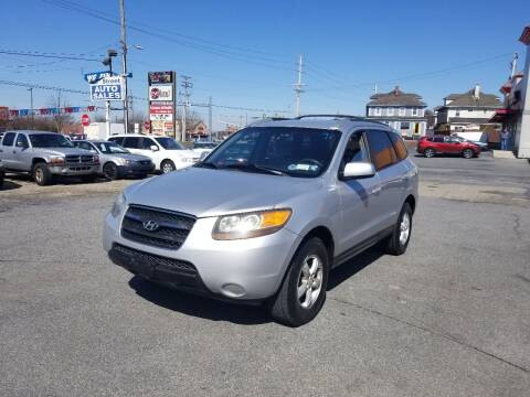 2007 Hyundai Santa Fe for sale at 25TH STREET AUTO SALES in Easton PA