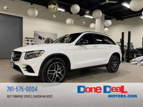 2016 Mercedes-Benz GLC for sale at DONE DEAL MOTORS in Canton MA
