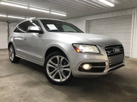 2014 Audi SQ5 for sale at Hi-Way Auto Sales in Pease MN