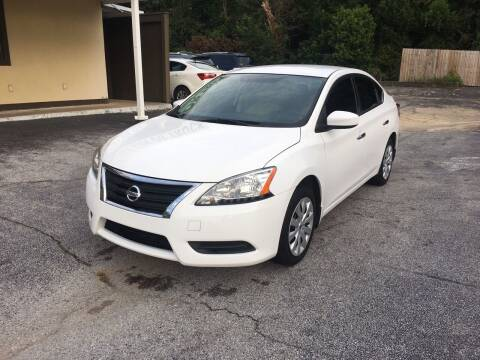 2015 Nissan Sentra for sale at Beach Cars in Fort Walton Beach FL