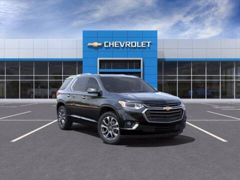 2021 Chevrolet Traverse for sale at Sands Chevrolet in Surprise AZ