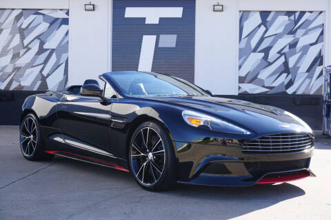2016 Aston Martin Vanquish for sale at Tactical Fleet in Addison TX