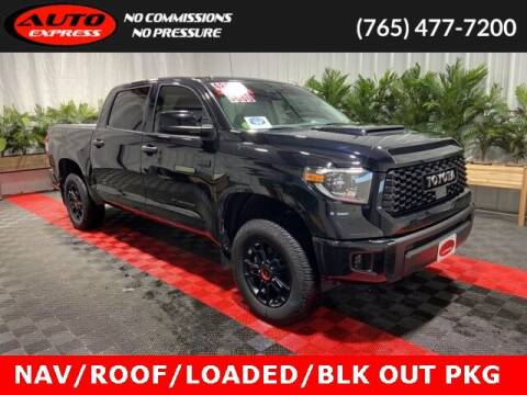 2019 Toyota Tundra for sale at Auto Express in Lafayette IN