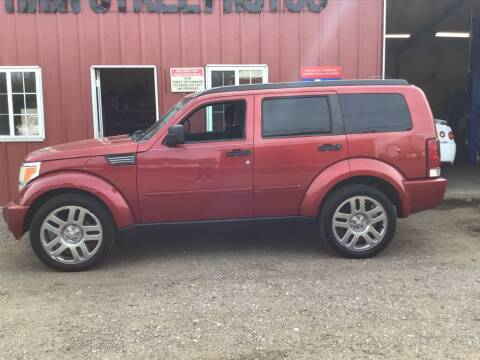 2010 Dodge Nitro for sale at Main Street Autos Sales and Service LLC in Whitehouse TX