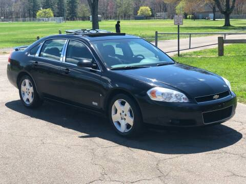 2008 Chevrolet Impala for sale at Choice Motor Car in Plainville CT