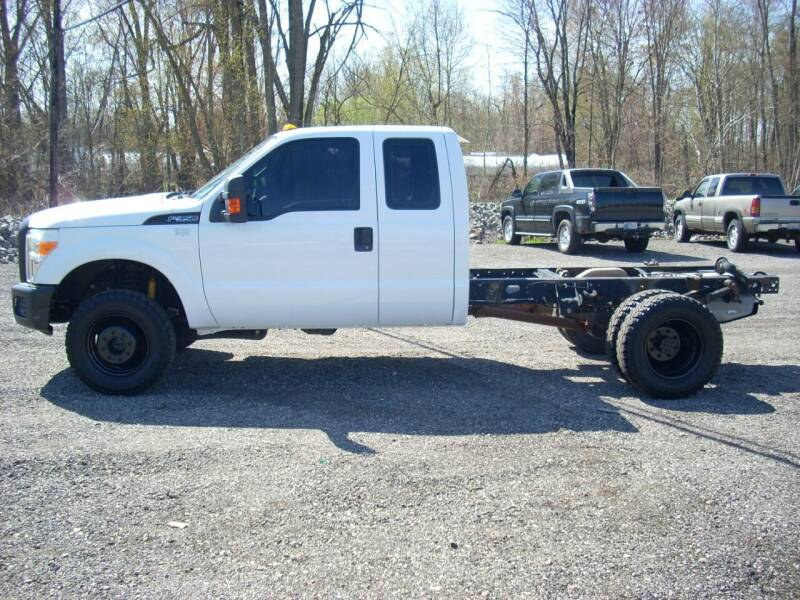 2011 Ford F-350 Super Duty for sale at H&L MOTORS, LLC in Warsaw IN