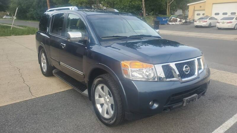2014 Nissan Armada for sale at Citi Motors in Highland Park NJ