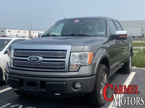 2010 Ford F-150 for sale at Carmel Motors in Indianapolis IN