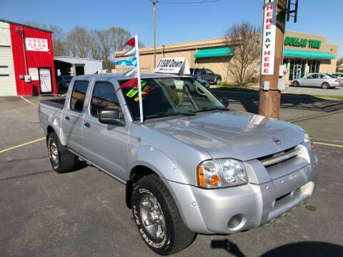 2004 Nissan Frontier for sale at Affordable Autos at the Lake in Denver NC