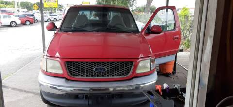 2000 Ford F-150 for sale at Easy Credit Auto Sales in Cocoa FL