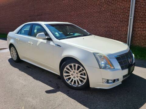 2010 Cadillac CTS for sale at Minnesota Auto Sales in Golden Valley MN