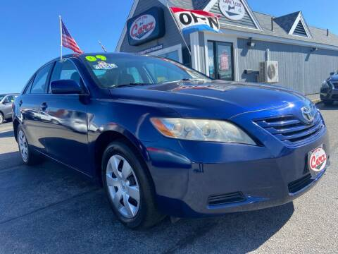 2009 Toyota Camry for sale at Cape Cod Carz in Hyannis MA