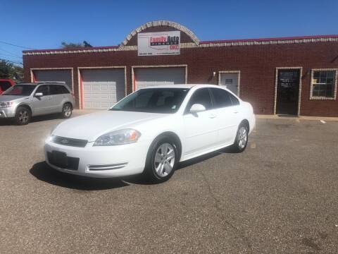 2011 Chevrolet Impala for sale at Family Auto Finance OKC LLC in Oklahoma City OK