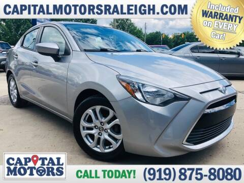 2016 Scion iA for sale at Capital Motors in Raleigh NC