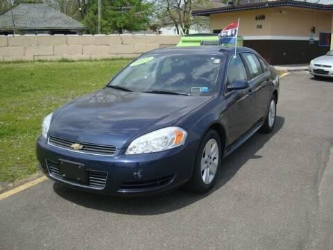 2011 Chevrolet Impala for sale at MOTORAMA INC in Detroit MI