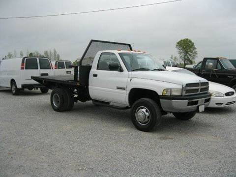2001 Dodge Ram Chassis 3500 for sale at C H BURNS MOTORS INC in Baldwyn MS