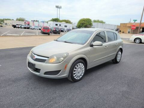 2008 Saturn Astra for sale at Image Auto Sales in Dallas TX
