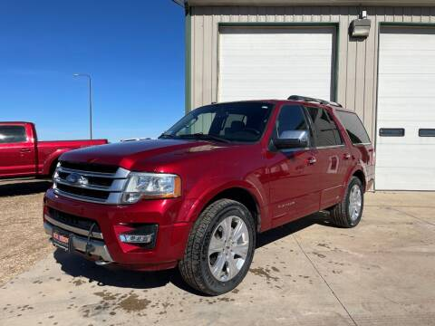2016 Ford Expedition for sale at Northern Car Brokers in Belle Fourche SD