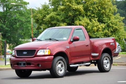 2003 Ford F-150 for sale at T CAR CARE INC in Philadelphia PA