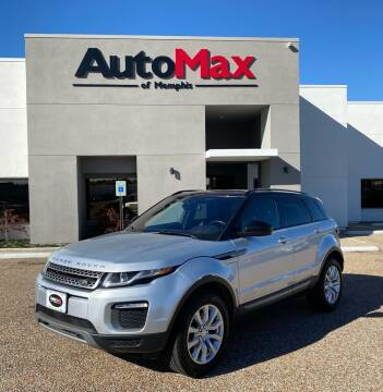 2017 Land Rover Range Rover Evoque for sale at AutoMax of Memphis in Memphis TN