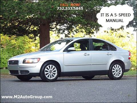 2005 Volvo S40 for sale at M2 Auto Group Llc. EAST BRUNSWICK in East Brunswick NJ