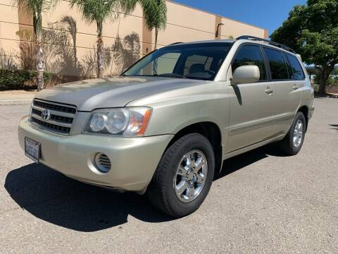 2002 Toyota Highlander for sale at 707 Motors in Fairfield CA