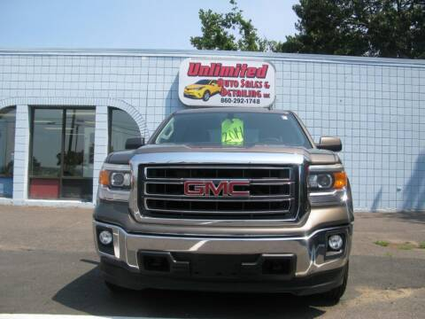 2014 GMC Sierra 1500 for sale at Unlimited Auto Sales & Detailing, LLC in Windsor Locks CT