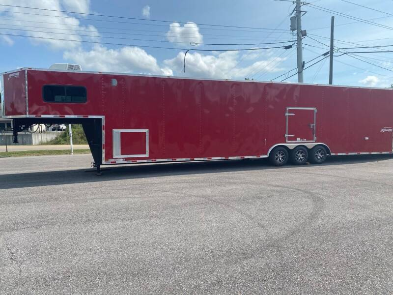 2020 HOMESTEADER car hauler 46' for sale at MCCROSKEY AUTO & RV in Bluff City TN