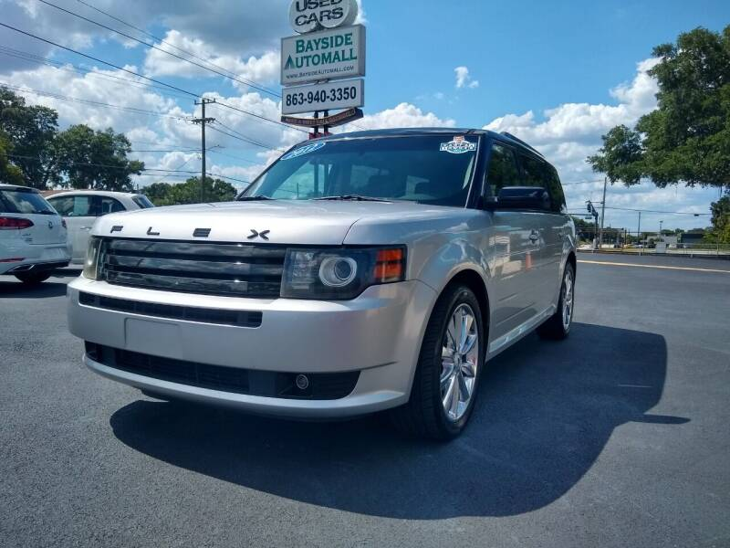 2012 Ford Flex for sale at BAYSIDE AUTOMALL in Lakeland FL