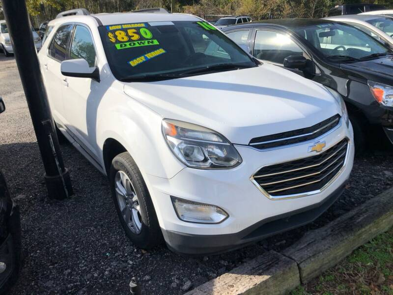 2016 Chevrolet Equinox for sale at Capital Car Sales of Columbia in Columbia SC