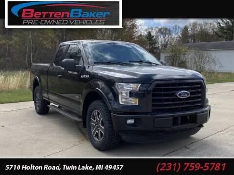 2015 Ford F-150 for sale at Betten Baker Preowned Center in Twin Lake MI