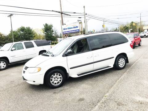 2002 Dodge Grand Caravan for sale at New Wave Auto of Vineland in Vineland NJ