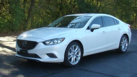 2016 Mazda MAZDA6 for sale at Red Rock Auto LLC in Oklahoma City OK