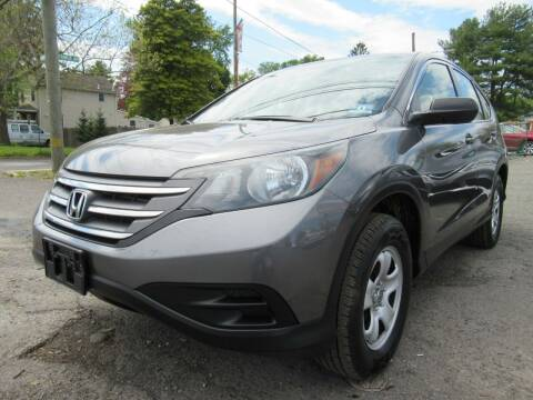 2012 Honda CR-V for sale at PRESTIGE IMPORT AUTO SALES in Morrisville PA