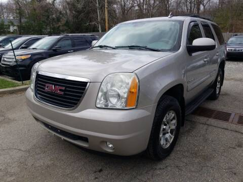 2007 GMC Yukon for sale at AMA Auto Sales LLC in Ringwood NJ