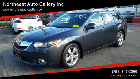 2014 Acura TSX Sport Wagon for sale at Northeast Auto Gallery Inc. in Wakefield MA