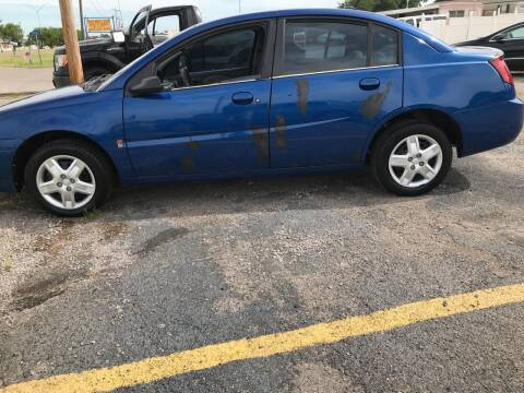 2006 Saturn Ion for sale at OKC CAR CONNECTION in Oklahoma City OK
