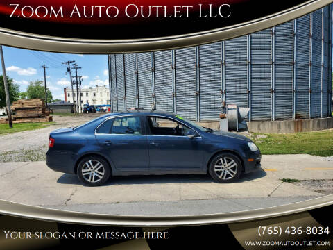 2006 Volkswagen Jetta for sale at Zoom Auto Outlet LLC in Thorntown IN
