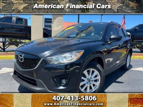 2014 Mazda CX-5 for sale at American Financial Cars in Orlando FL