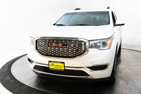 2017 GMC Acadia for sale at AUTOMAXX MAIN in Orem UT