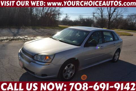 2004 Chevrolet Malibu Maxx for sale at Your Choice Autos - Crestwood in Crestwood IL