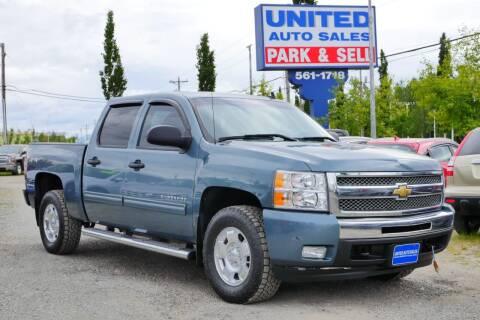 2011 Chevrolet Silverado 1500 for sale at United Auto Sales in Anchorage AK